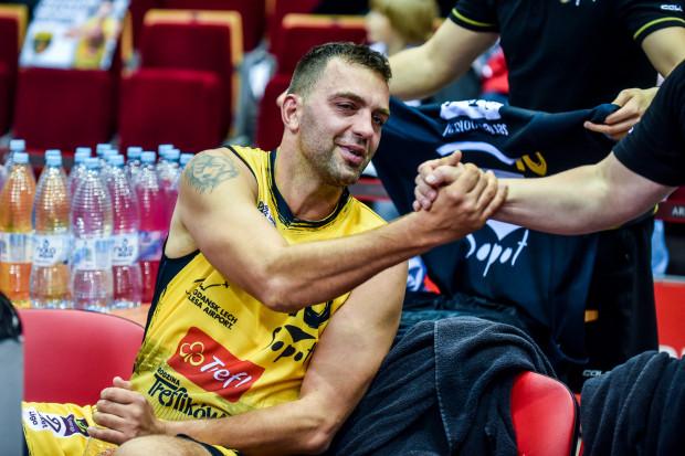 Na początku sezonu Marcin Stefański żegnał się z kolegami z Trefla. Teraz został ich trenerem.