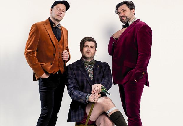 Chris Grey & The BlueSpand to jedna z najbardziej rozpoznawalnych kapel bluesfunkowych z Danii.