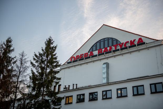 W Operze Bałtyckiej artyści otrzymują rekompensatę w wysokości 50 proc. utraconych wpływów.