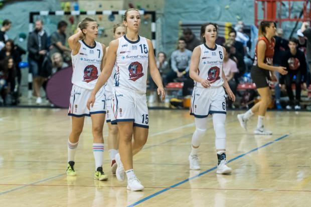 Bez swoich liderek drużyna Politechniki nie była w stanie przeciwstawić się zespołowi z Lublina.