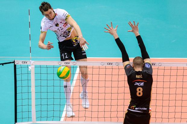 Maciej Muzaj zagrał w poniedziałek jeden z najlepszych meczów w sezonie.