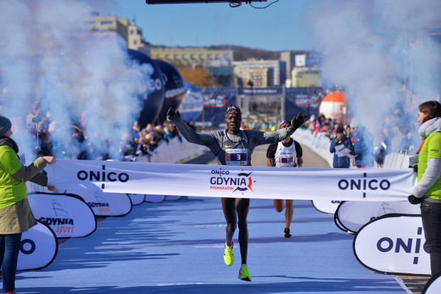 W zeszłym roku gdyński półmaraton wygrał Ben Somikwo z Ugandy.