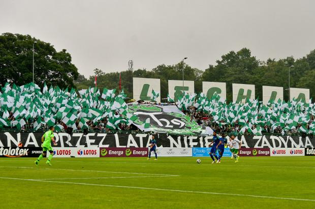Mecz Lechii Gdańsk w Pucharze Polski może odbyć się na stadionie Traugutta 29, ale jeszcze nie w tym sezonie.