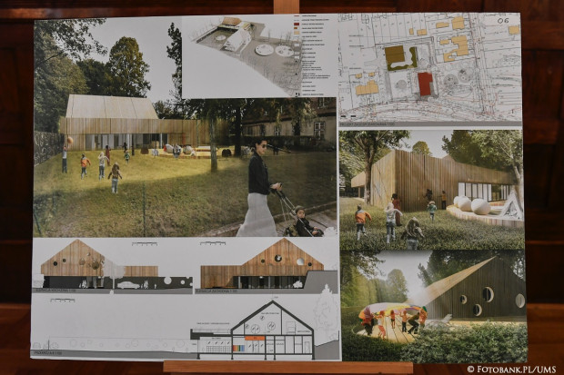W konkursie na koncepcję nowego sopockiego żłobka wpłynęło dziewięć prac. Autorem zwycięskiego projektu jest Enone Architektura i Design Rafał Sokołowski z Pabianic.