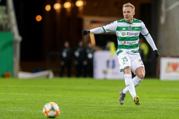 Daniel Łukasik zapewnił Lechii Gdańsk zwycięstwo w Sosnowcu nad Zagłębiem. Na gola w ekstraklasie czekał blisko 4 lata.