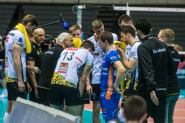 Porady trenera Anastasiego nie przyniosły oczekiwanego skutku w meczu z Czarnymi.
