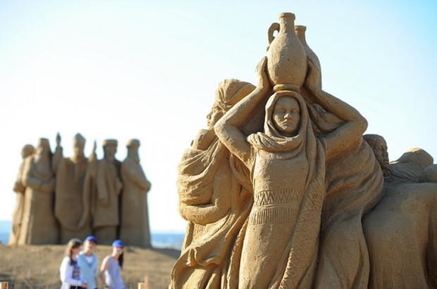 W tym roku na pewno nie obejrzymy rzeźb z piasku. Czy będzie to możliwe w przyszłym roku? Nie wiadomo.