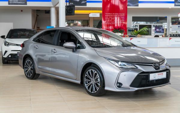 Nowa Toyota Corolla w salonach Walder.