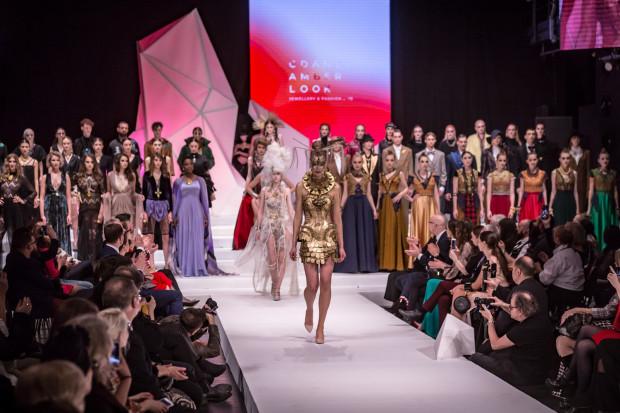Piątkowa Gala Amber Look pełna była odniesień do mody dla młodego pokolenia.