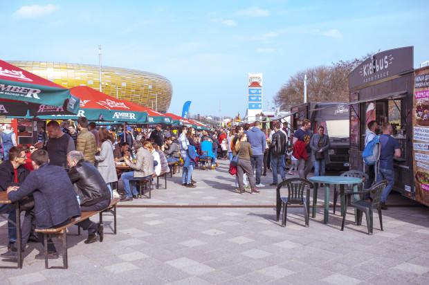Do niedzieli potrwa festiwal Jemy na stadionie.