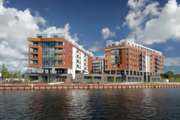 Pierwszy etap osiedla Brabank został wybrany Najciekawszą inwestycją mieszkaniową 2016 roku.
