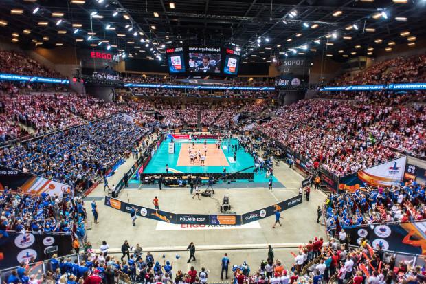 Podczas sierpniowych meczów tak będzie wyglądała Ergo Arena.
