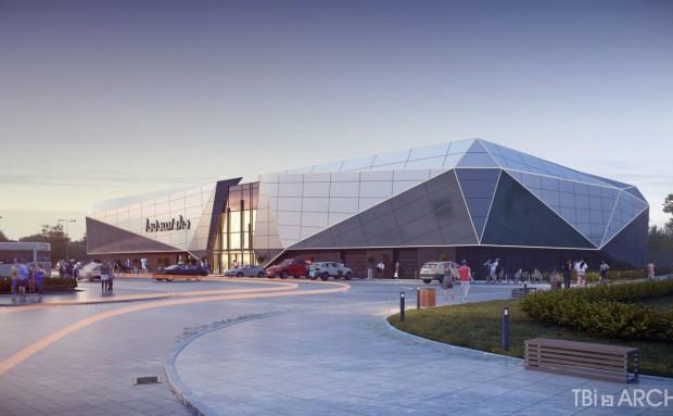 Tak wygląda lodowisko w Bydgoszczy zaprojektowane przez firmę TBiARCHITEKCI, która była zainteresowana opracowaniem koncepcji lodowiska dla Gdańska.