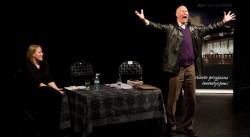 Część wydarzeń związanych z festiwalem Back 2 już się odbyła. Warsztaty aktorskie prof. Kena Pickeringa, poświęcone poezji Thomasa Stearnsa Eliota ściągnęły do Sopockiej Sceny Off de BICZ tłumy zainteresowanych.