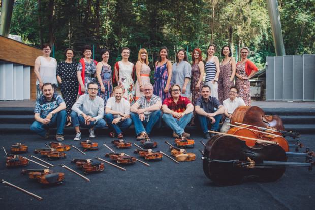 6 kwietnia Polska Filharmonia Kameralna Sopot zaprasza do Opery Leśnej na Koncert Mozartowski.