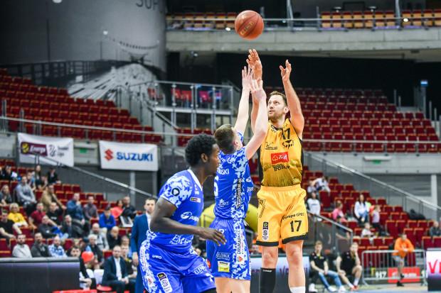 W meczu z Polpharmą Sasa Zagorac popisał się 42% skutecznością w rzutach za trzy punkty.