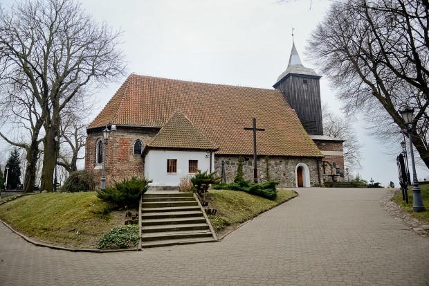 Kościół św. Michała Archanioła na Oksywiu.