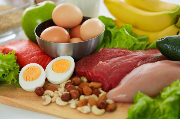 Ważnym elementem regeneracji organizmu jest prawidłowa dieta.