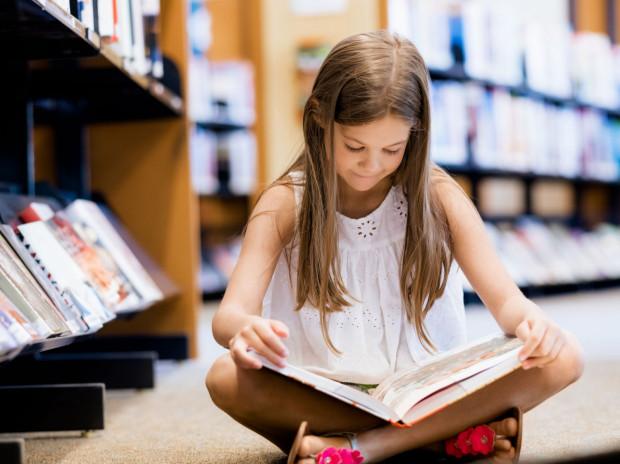 Wiele weekendowych wydarzeń dla najmłodszych dotyczy książek.
