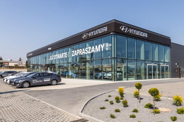 Nowy salon Hyundaia