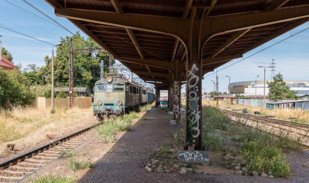 Przystanek Gdańsk Kolonia to jeden z przystanków, który uda się uratować przed rozbiórką.