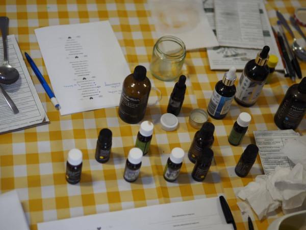 Warsztaty robienia ekokosmetyków w tuBazie
