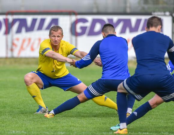 Grzegorz Witt próbuje wyciągnąć Arkę Gdynia z serii meczów bez zwycięstwa, ale na dłuższą pracę w roli pierwszego szkoleniowca się nie nastawia.