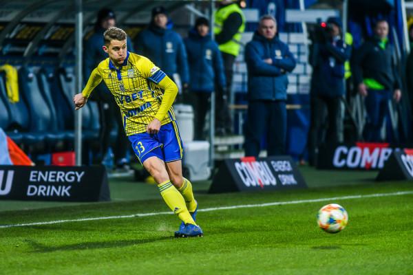 Damian Zbozień przyznaje, że Arka Gdynia skomplikowała sytuację, ale wierzy w pomyślne zakończenie sezonu.