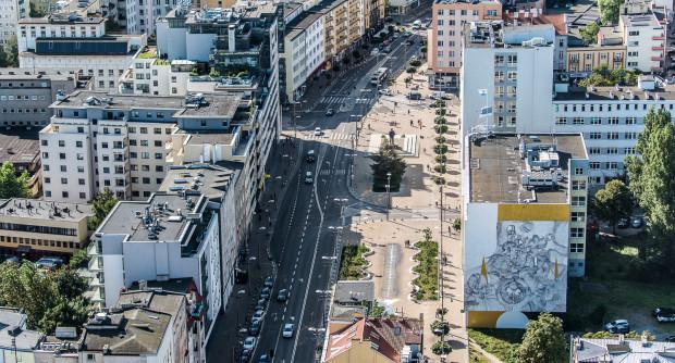 Najbardziej chronioną strefą w Gdyni jest Śródmieście, które zyskało rangę Pomnika Historii.