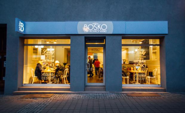 Lodziarnio-cukiernia Bosko została otwarta w sobotę.