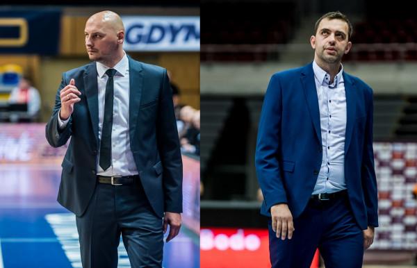 Kiedyś rywalizowali na parkiecie, dziś z kolei jako trenerzy Arki Gdynia i Trefla Sopot. Przed nami 33. koszykarskie derby Trójmiasta.