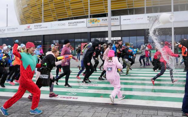 W ubiegłym roku impreza WateRUN odbyła się przy Stadionie Energa Gdańsk. Druga edycja zawita do parku Kolibki.