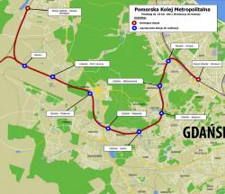 Zobacz lokalizację stacji na trasie Kolei Metropolitalnej.