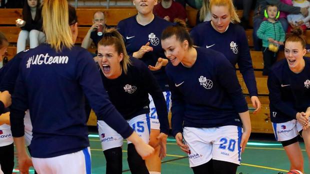 Koszykarki AZS UG w zeszłym sezonie odpadły już w ćwierćfinale. W tym roku stoją przed ogromną szansą na awans do Energa Basket Ligi Kobiet.