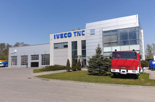 Salon Iveco Truck Nord Center zlokalizowany jest tuż przy trójmiejskiej obwodnicy.