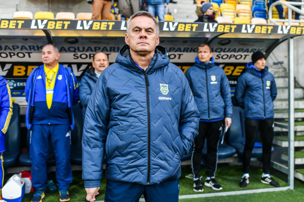 Jacek Zieliński wierzy, że od czwartkowego meczu z Miedzią Legnica zaczną się dla Arki Gdynia lepsze czasy.