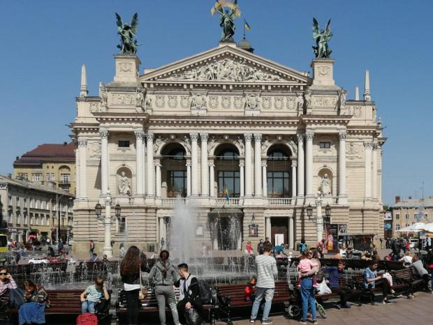 Lwowianie nie bez racji przekonują, że ich opera jest jedną z najpiękniejszych w całych dawnych Austro-Węgrzech.