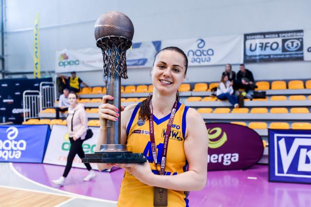 Barbora Balintova została wybrana MVP w decydującym meczu o brąz. Kilka dni po triumfie podpisała nowy kontrakt.