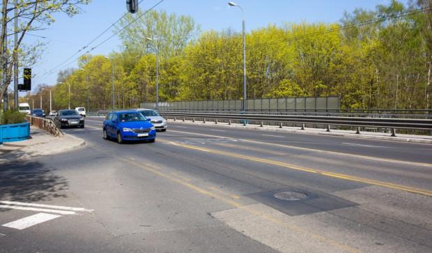 W tym roku remontowana będzie część jezdni w kierunku Gdańska.