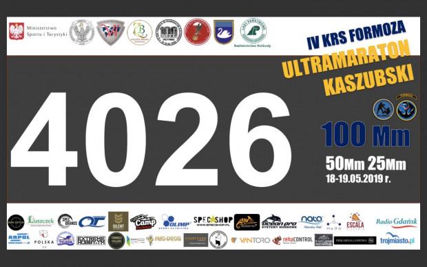 Ultramaraton Kaszubski odbędzie się już w dniach 18-19 maja w Przywidzu.