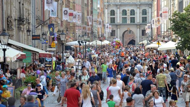 Gdańsk jest miastem nie tylko atrakcyjnym na wakacyjny urlop, ale coraz częściej wybierany jest jako miejsce stałego zamieszkania.