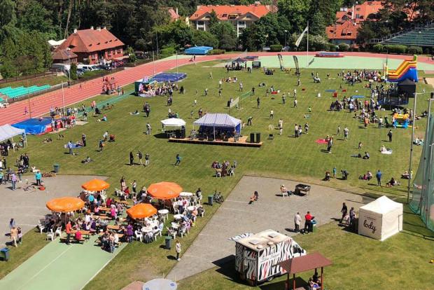 Wielkie Sąsiedzkie Grillowanie to impreza cykliczna, odbywająca się wiosną i jesienią.