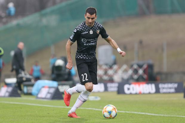 Żarko Udovicić był najjaśniejszym punktem Zagłębia Sosnowiec, które spadło z ekstraklasy. Lechia podpisała z Serbem 2-letni kontrakt.