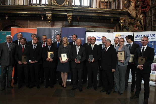 W piątek Dworze Artusa w Gdańsku odbyła się dwunasta gala Pomorskiej Nagrody Gryfa Gospodarczego 2011.