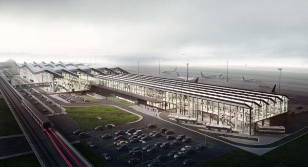 177 mln zł netto chciało zapłacić lotnisko za budowę pirsu przy terminalu pasażerskim T2. Oferty w przetargu wyniosły jednak od 239 do 311 mln zł.