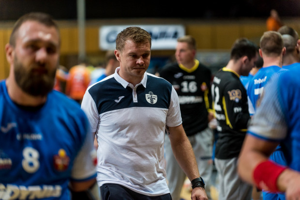 Trener Dawid Nilsson po czterech porażkach z rzędu z pewnością ma wiele do przemyślenia. Po tej środowej kwestia utrzymania nie jest taka jasna.
