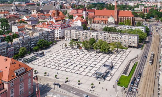 Nowy Targ we Wrocławiu ma być punktem odniesienia dla nowego Targu Węglowego w Gdańsku.