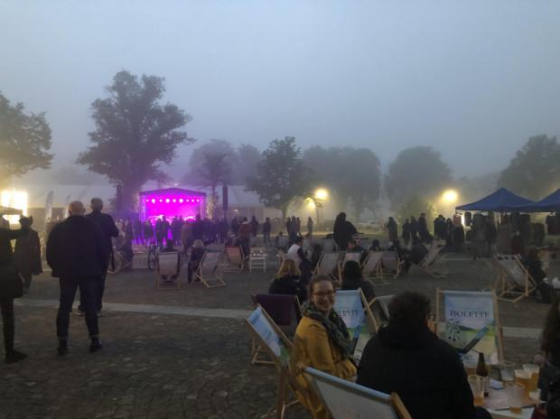 W Garnizonie Kultury odbył się koncert bębniarski. Było to zwieńczenie serii koncertów, które tego dnia odbywały się w różnych miejscach Wrzeszcza.