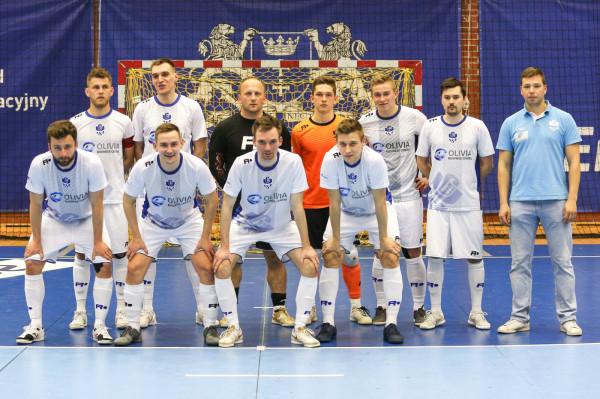 Bramka w ostatniej sekundzie meczu z AZS UŚ Katowicami przekreśliła szanse futsalistów z Gdańska na utrzymanie w ekstraklasie.