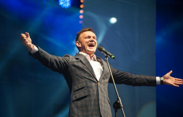 Jedną z atrakcji Święta Miasta Gdańska będzie występ Cezarego Pazury.